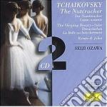 THE NUTCRACKER/SEIJI OZAWA cd musicale di TCHAIKOVSKY