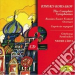 LE SINFONIE COMPLETE                      cd musicale di JARVI
