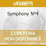 SYMPHONY N°4 cd musicale di BRAHMS JOHANNES
