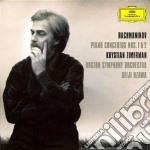 Rachmaninov - Conc. X Pf. 1 E 2 - Zimerman cd musicale di RACHMANINOV