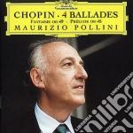 CHOPIN:4 BALLADES cd musicale di CHOPIN