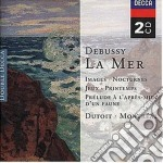 LA MER cd musicale di DEBUSSY