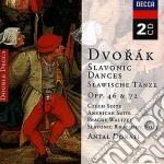 SLAVONIC DANCES cd musicale di DORATI