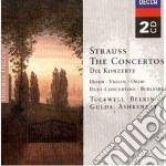 THE CONCERTOS cd musicale di GULDA