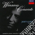 WARSAW CONCERTO cd musicale di THIBAUDET