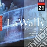 LA WALLY cd musicale di CATALANI