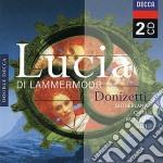 LUCIA DI LAMMERMOOR/2CD cd musicale di DONIZETTI