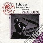 IMPROMPTUS cd musicale di Lupu