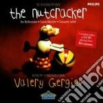 THE NUTCRACKER/VALERY GERGIEV cd musicale di TCHAIKOVSKY