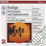 COMPLETE CONCERTOS FOR GUITAR AND HA cd musicale di MARRINER