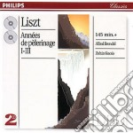ANNEES DE PELERINAGE cd musicale di LISZT