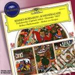 SCHEHERARADE/KARAJAN cd musicale di Korsakov Rimsky