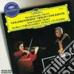 VIOLIN CONCERTOS cd musicale di MENDELSSOHN/BRUCH