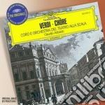 Verdi - Cori - Abbado cd musicale di VERDI