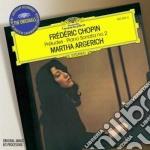 PRELUDI/SONATE N. 2                       cd musicale di ARGERICH