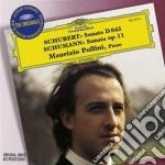 Schubert - Piano Sonata D845 - Pollini cd musicale di POLLINI