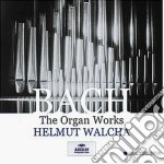THE ORGAN WORKS(12-CD SET) cd musicale di WALCHA