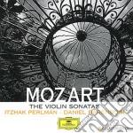 THE VIOLIN SONATES (4CD SET) cd musicale di PERLMAN