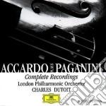 PLAYS PAGANINI cd musicale di ACCARDO