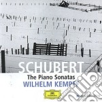 THE PIANO SONATAS(7-CD SET) cd musicale di KEMPFF