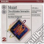 THE GREAT SERENADES cd musicale di MARRINER