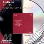 Beaux Arts Trio - Archduke And Ghosts Trios cd musicale di BEAUX ARTS TRIO