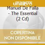 Essential de falla cd musicale di Falla