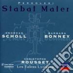 STABAT MATER cd musicale di Scholl