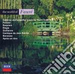 THE WORLD OF                              cd musicale di Artisti Vari