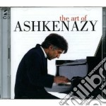 * THE ART OF ASHKENAZY                    cd musicale di MOZART/RACHMANINOV