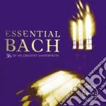 THE ESSENTIAL cd musicale di BACH