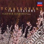 THE SEASONS/ASHKENAZI cd musicale di TCHAIKOVSKY