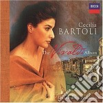 THE VIVALDI ALBUM cd musicale di Cecilia Bartoli
