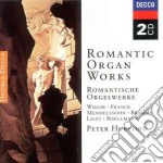 ORGANO ROMANTICO                          cd musicale di HURFORD