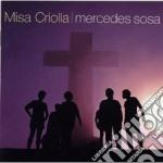 MISA CRIOLLA cd musicale di Mercedes Sosa