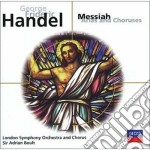 MESSIAH cd musicale di HANDEL GEORGE FRIDERIC