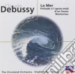 LA MER/RAP. SPAGNOLA                      cd musicale di Claude Debussy
