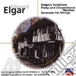 Elgar - Enigma Variations - Bliss cd musicale di BLISS