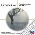 PIANO CONCERTOS NOS.2 & 4 cd musicale di Ashkenazy