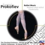 ROMEO E GIULIETTA (SEL.)                  cd musicale di Sergei Prokofiev