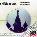 SINF. N. 5 E 9                            cd musicale di Dmitri Shostakovich