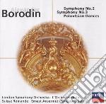 SYMPHONIES N. 2/3                         cd musicale di SOLTI/ANSERMET
