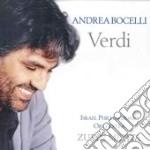 VERDI(cont.sigla 0LIMPIADI'2000) cd musicale di BOCELLI ANDREA