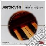 Beethoven - Conc. Pf 4/5 - Arrau/haitink cd musicale di Arrau/haitink