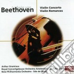 Beethoven - Conc. Vl. - Grumiaux/davis cd musicale di Grumiaux/davis