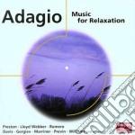 ADAGIO cd musicale di Webber Lloyd