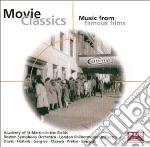 MOVIE CLASSICS cd musicale di Artisti Vari