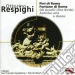 PINI DI ROMA                              cd musicale di Waart De