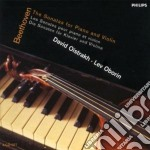 THE SONATAS FOR PIANO & VIOLIN cd musicale di OISTRAKH