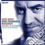 PICTURES AT AN EXHIBITION/WIENER cd musicale di GERGIEV